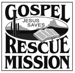 Gospel Rescue Mission logo