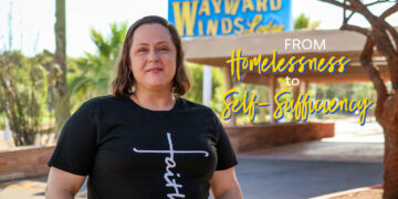 From Homelessness to Self-Sufficiency