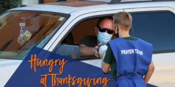 You Can Change Lives at Thanksgiving Blessings to Go!